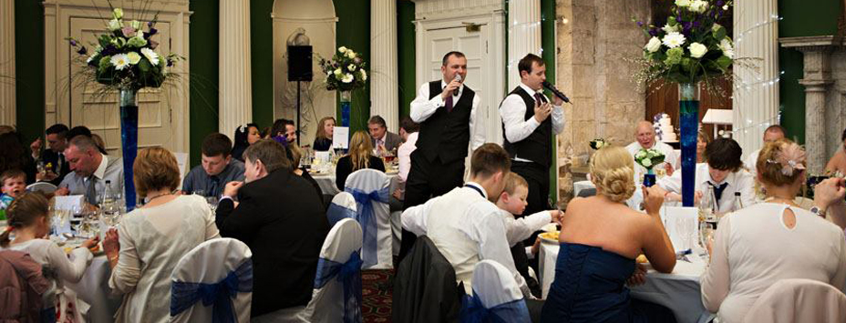 Singing Waiters Cheshire