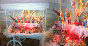 Candy Buffet From
