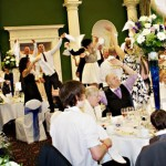 Singing Waiters: Key To Party Entertainment