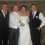 Singing Waiters & Lovely Couples